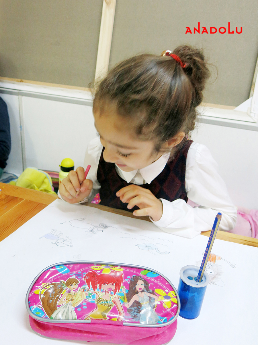 Çukurovada Çocuklara Yönelik Çizim Kursları