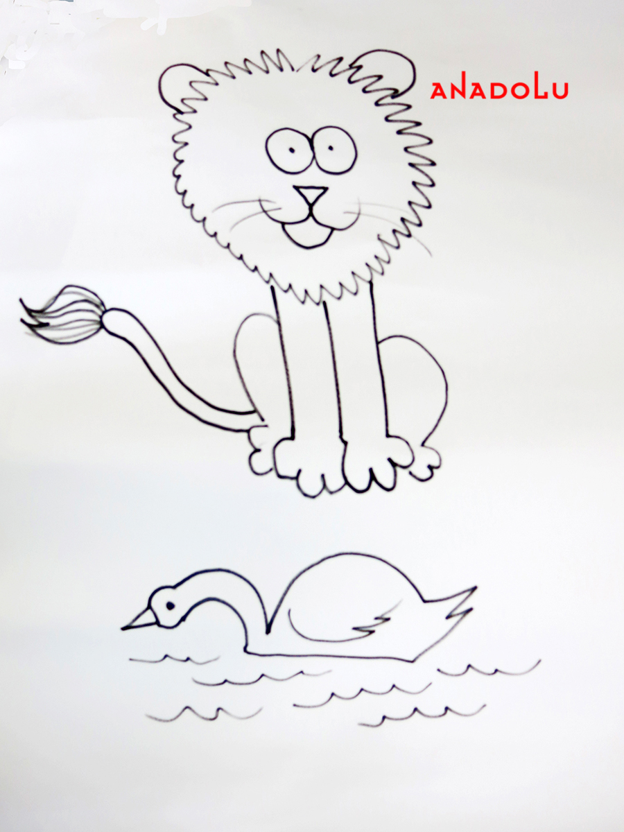 Çocuklar İçin Karikatür Eğitimleri Çukurovada