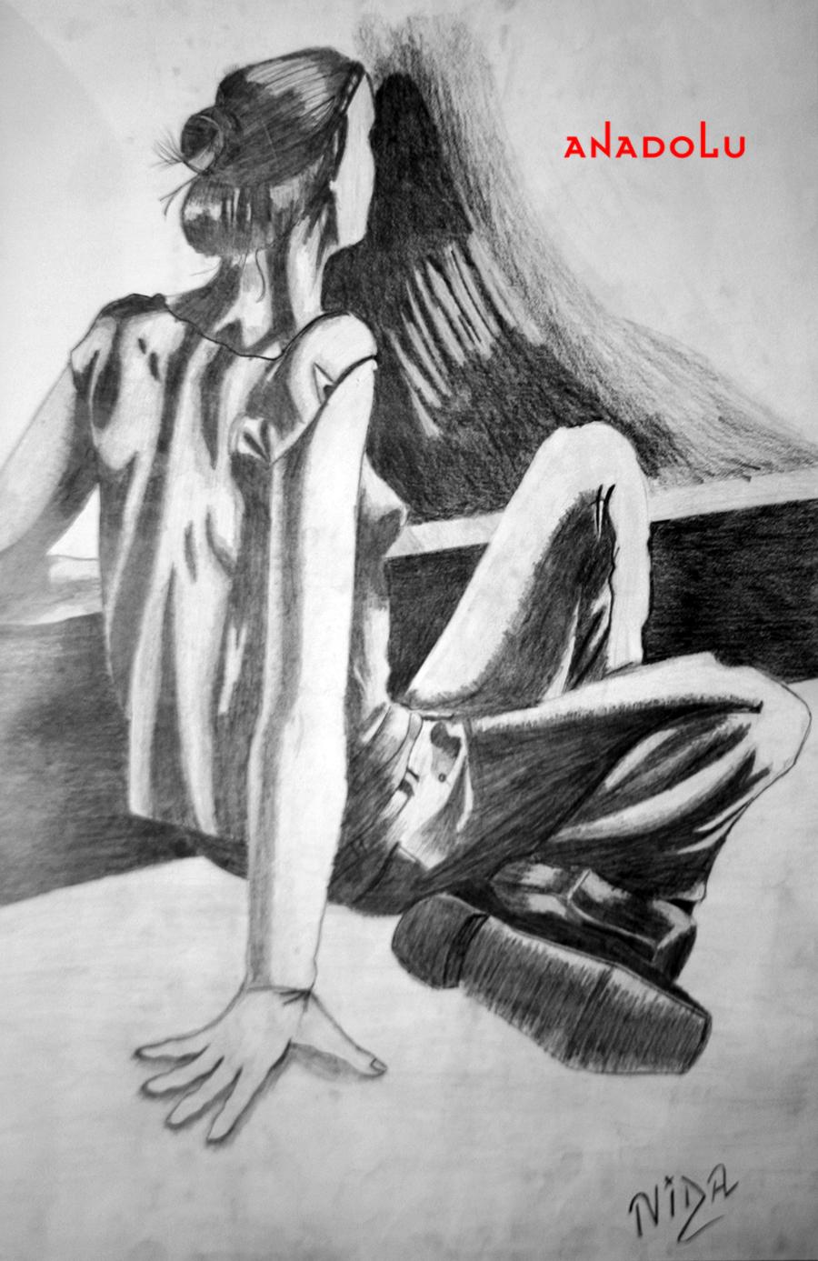 Güzel Sanat İçin Çizim Örnekleri Çukurovada