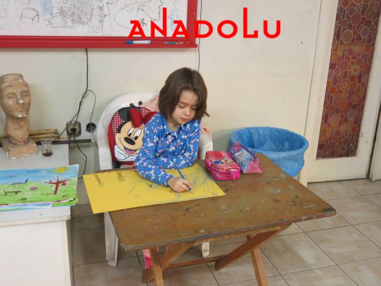 Kayseride Çocuklar İçin Sanat Eğitimleri