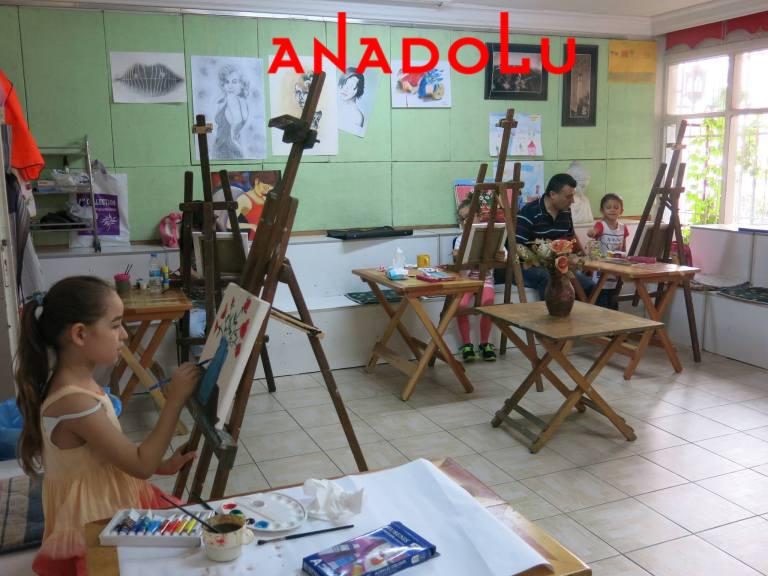 Kayseride Çocuk İçin Sanat Eğitimleri