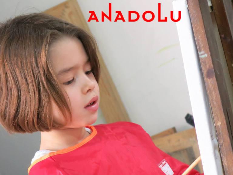 Kayseride Çocuk İçin Sanat Kursları