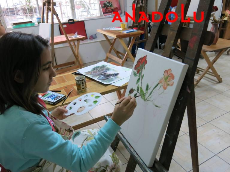 Çocuklar İçin Yazlık Sanat Eğitimleri Çukurovada