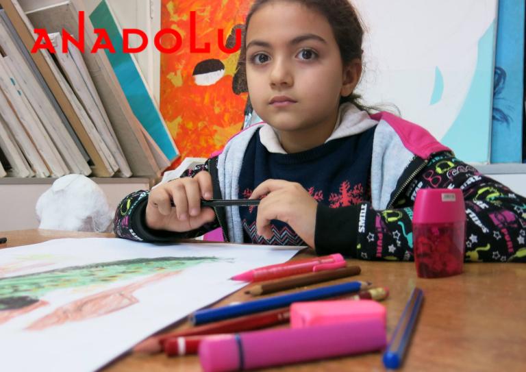 Çocuklar İçin Sanatsal Atölye Çalışmaları Çukurovada