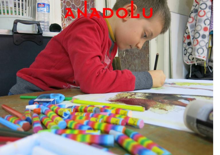 Çocuklar İçin Yaratıcılık Kursları Çukurovada