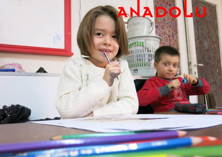 Çocuklar İçin Resim Eğitimleri Çukurovada