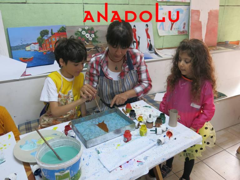 Anadolu Çocuk Atölyeleri Çukurovada