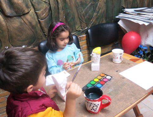 Kayserideki Çocuklarımız Alabilecekleri Sanat Kursları