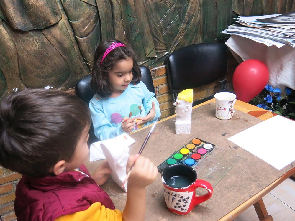 Kayseri Çocuklar İçin Sanat Kursları