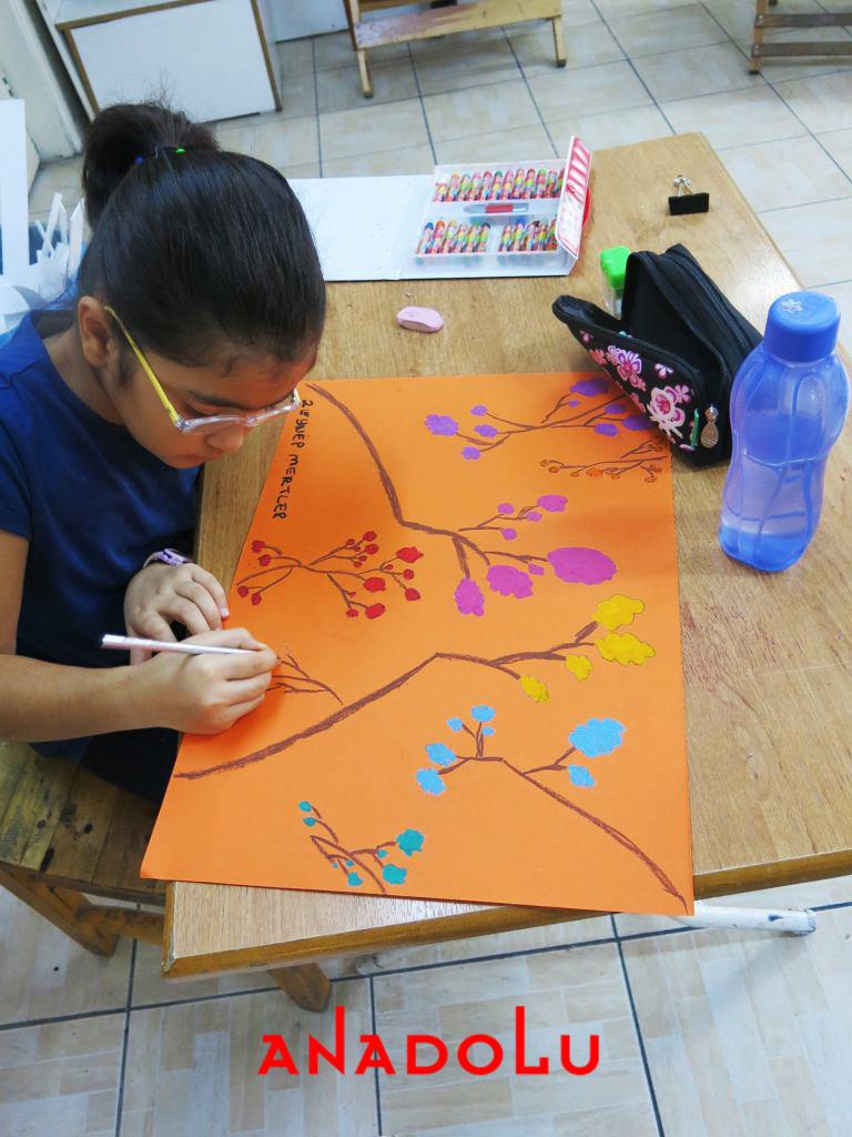 Kayseride Çocuklara Yönelik Resim Eğitimleri