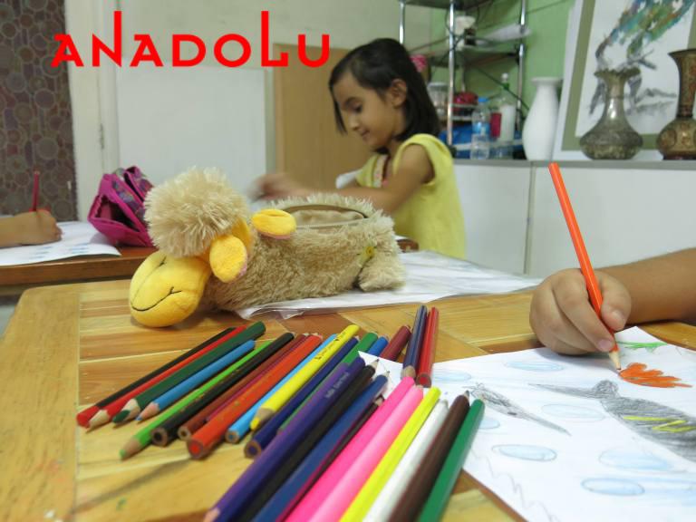 Çukurovada Çocuklar İçin Resim Eğitimleri