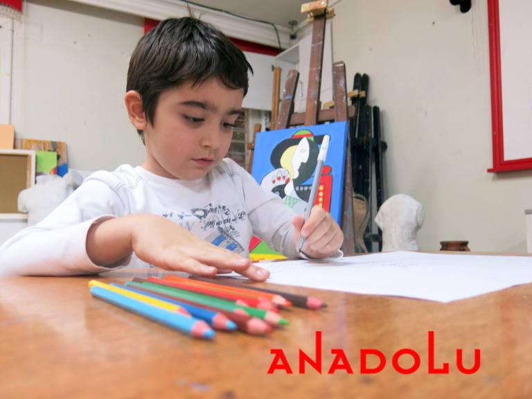 Çocuk Grupları Resim Dersleri İzmir