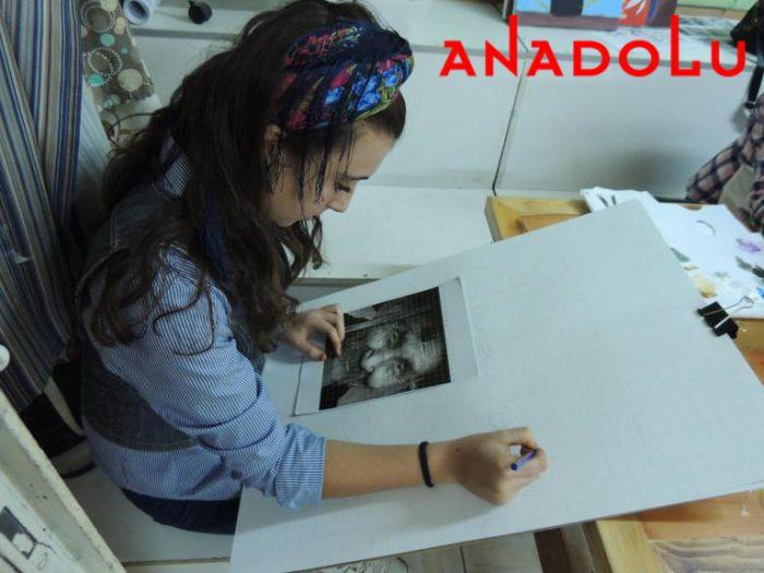 Teknik Çizim Dersleri Üniversite Hazırlık Grubu Çukurova