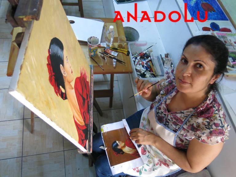 Yağlı boya Dersleri Hobi Grupları Çukurova