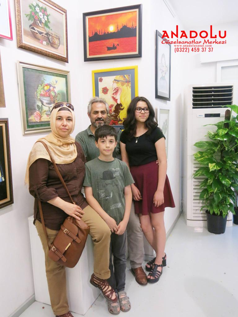 Anadolu Resim Eğitimleri Çukurovada