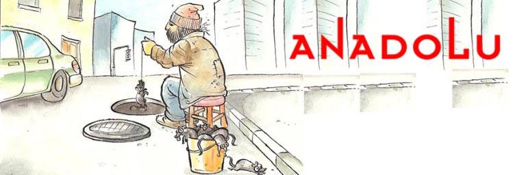 Kayseride Karikatür Çizimleri